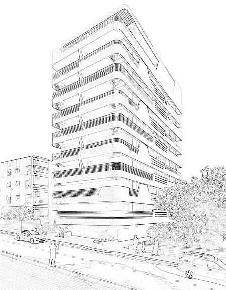 הפודים-בניין